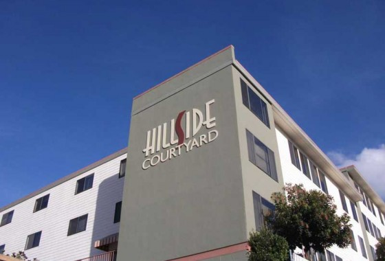 Hillside-Courtyard_Daly City, CA